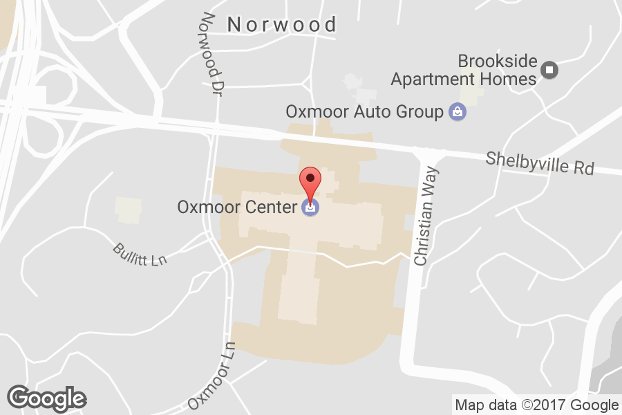 Map of Oxmoor Center - Click to view in Google Maps
